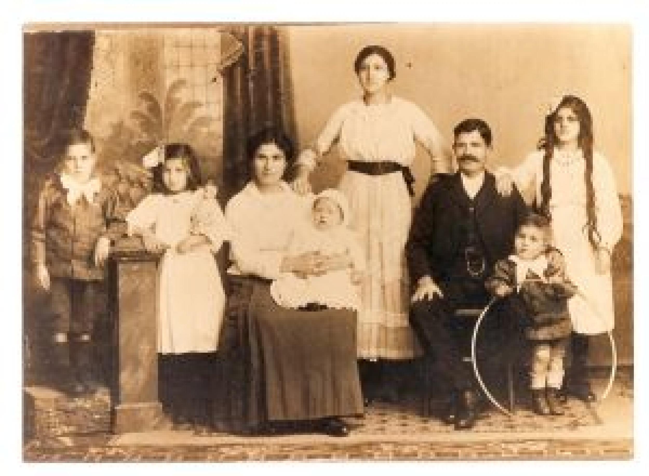 LE DINAMICHE DEL GRUPPO FAMILIARE  -  RINVIATO -